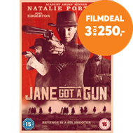 Produktbilde for Jane Got A Gun (UK-import) (DVD)