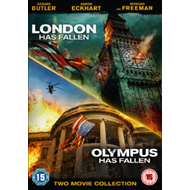 Produktbilde for London Has Fallen/Olympus Has Fallen (UK-import) (DVD)