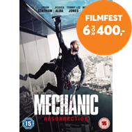 Produktbilde for Mechanic - Resurrection (UK-import) (DVD)