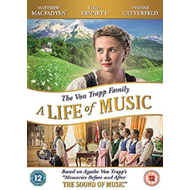 Produktbilde for The Von Trapp Family: A Life of Music (UK-import) (DVD)