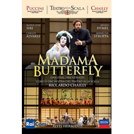 Produktbilde for Puccini: Madama Butterfly (DVD)