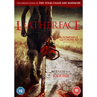 Leatherface (UK-import) (DVD)