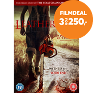 Produktbilde for Leatherface (UK-import) (DVD)