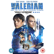 Produktbilde for Valerian And The City Of A Thousand Planets (UK-import) (DVD)