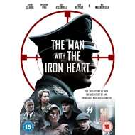 Produktbilde for The Man With the Iron Heart (UK-import) (DVD)