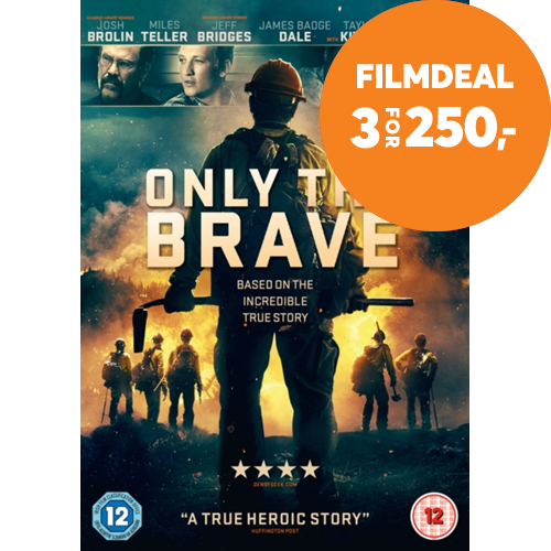 Only The Brave (UK-import) (DVD)