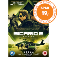 Sicario 2 - Soldado (UK-import) (DVD)