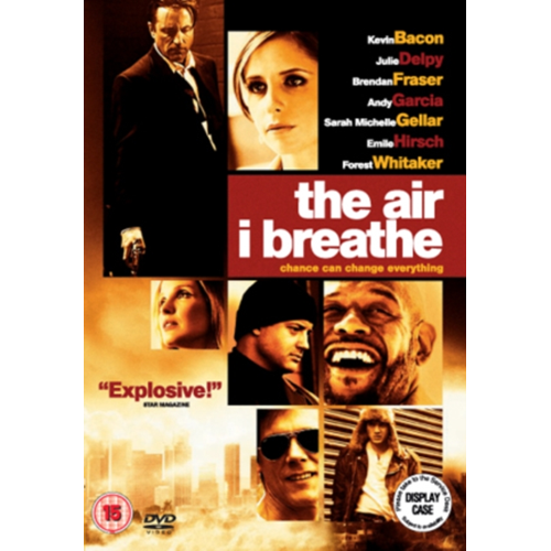 The Air I Breathe (UK-import) (DVD)