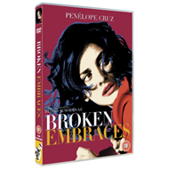 Broken Embraces (UK-import) (DVD)