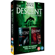 Descent/The Descent: Part 2 (UK-import) (DVD)