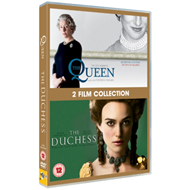 Produktbilde for Duchess/The Queen (UK-import) (DVD)