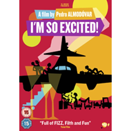 Produktbilde for I'm So Excited (UK-import) (DVD)
