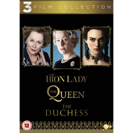 Produktbilde for The Iron Lady/The Queen/The Duchess (UK-import) (DVD)