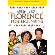 Produktbilde for Florence Foster Jenkins (UK-import) (DVD)