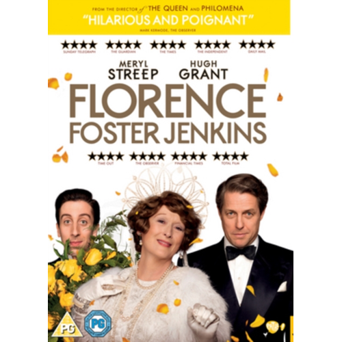 Florence Foster Jenkins (UK-import) (DVD)