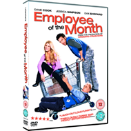 Produktbilde for Employee Of The Month (UK-import) (DVD)