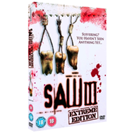 Produktbilde for Saw III (UK-import) (DVD)