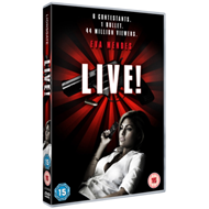 Produktbilde for Live! (UK-import) (DVD)