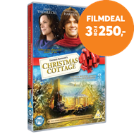 Produktbilde for Thomas Kinkade's Christmas Cottage (UK-import) (DVD)