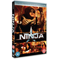 Ninja (UK-import) (DVD)