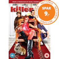 Produktbilde for Killer Pad (UK-import) (DVD)