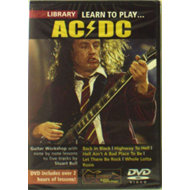 Produktbilde for Lick Library Learn To Play Acdc Gtr Dvd0 (UK-import) (DVD)