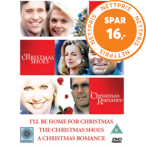 Ill Be Home For Christmas Dvd.Christmas Collection Uk Import