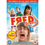 Fred - The Movie (UK-import) (DVD)