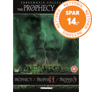 Produktbilde for Prophecy Trilogy (UK-import) (DVD)
