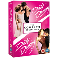 Dirty Dancing/Dirty Dancing 2 (UK-import) (DVD)