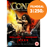 Produktbilde for Conan The Barbarian (UK-import) (DVD)