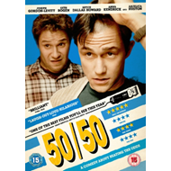 50/50 (UK-import) (DVD)