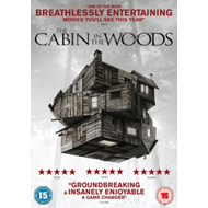 Cabin In The Woods (UK-import) (DVD)