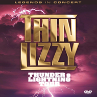 Thin Lizzy: Thunder And Lightning Tour (UK-import) (DVD)