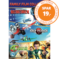 Produktbilde for Family Fun Collection (UK-import) (DVD)