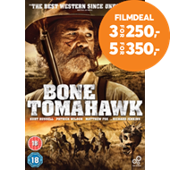 Produktbilde for Bone Tomahawk (UK-import) (DVD)