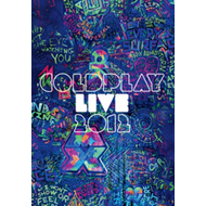 Produktbilde for Coldplay: Live 2012 (DVD)