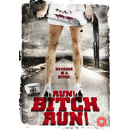 Run! Bitch Run! (UK-import) (DVD)