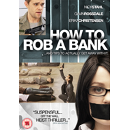 Produktbilde for How To Rob A Bank (UK-import) (DVD)