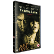 Produktbilde for Taking Lives: Director's Cut (UK-import) (DVD)