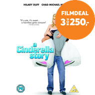 Produktbilde for A Cinderella Story (UK-import) (DVD)