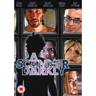 Produktbilde for A Scanner Darkly (UK-import) (DVD)
