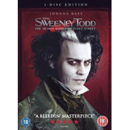 Sweeney Todd - The Demon Barber Of Fleet Street (UK-import) (DVD)