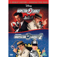 Produktbilde for Inspector Gadget/Inspector Gadget 2 (UK-import) (DVD)