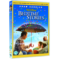 Bedtime Stories (UK-import) (DVD)