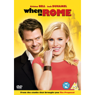 Produktbilde for When In Rome (UK-import) (DVD)