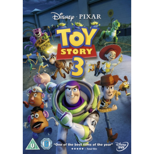 Toy Story 3 (UK-import) (DVD)