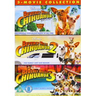 Produktbilde for Beverly Hills Chihuahua: 3-Movie Collection (UK-import) (DVD)