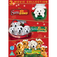 Produktbilde for Santa Paws: 3-Movie Collection (UK-import) (DVD)