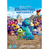 Monsters University (UK-import) (DVD)